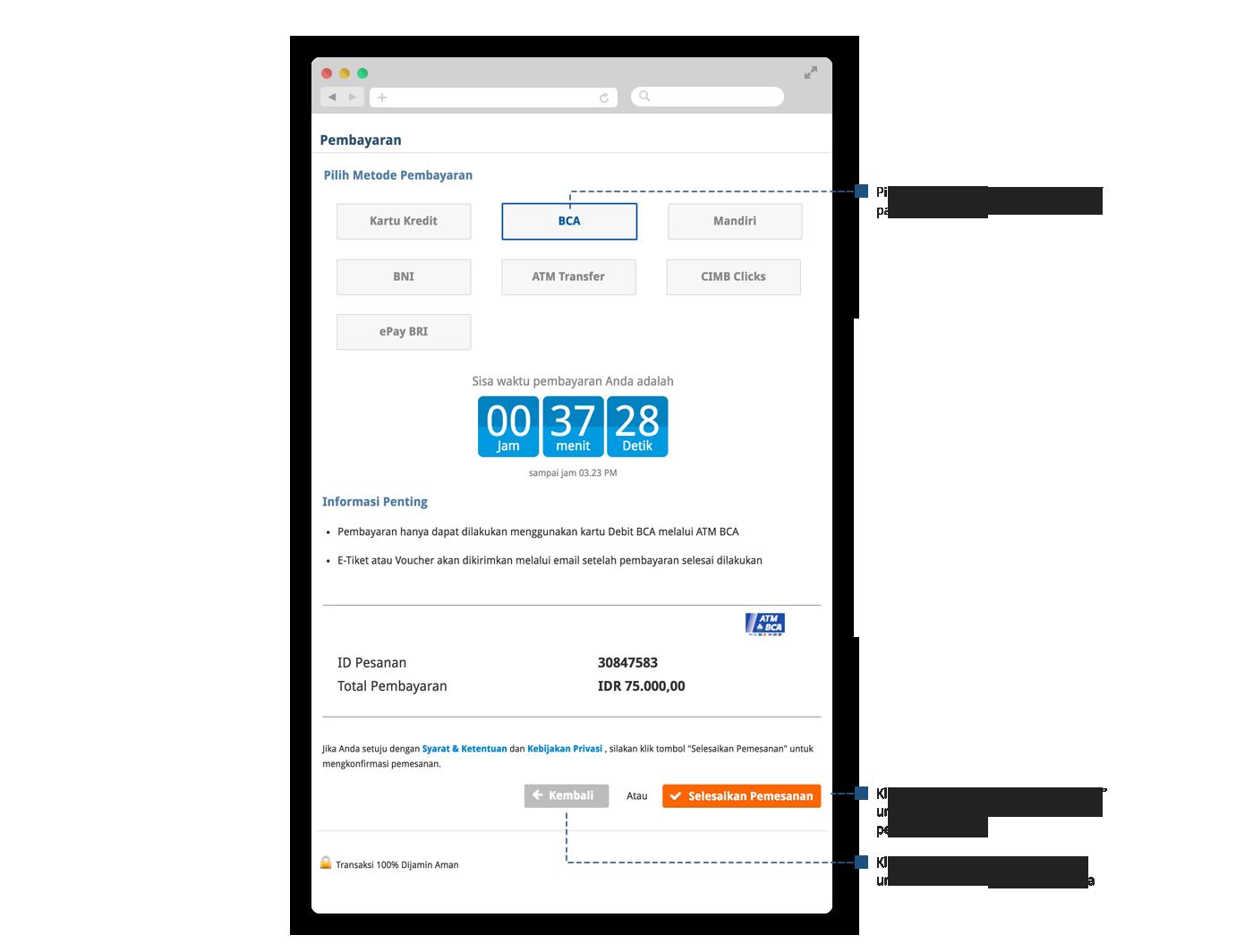Cara Pesan Cari Dan Booking Online Voucher Indomaret Rp 10000000 Digital Code Tiket Kereta Api