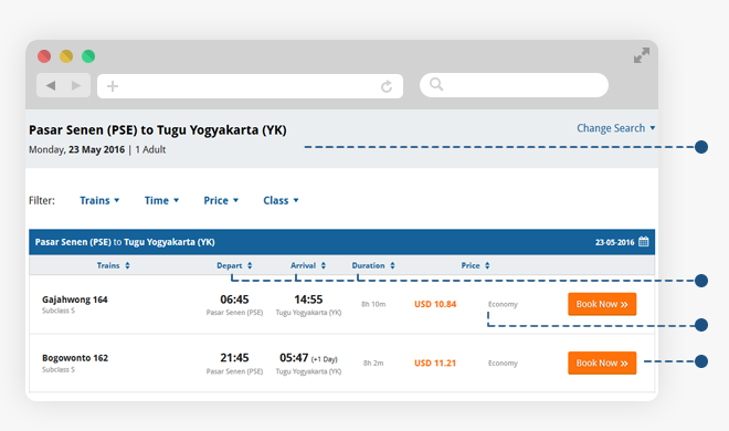How to find and book cheap train tickets online tiket cara pesan tiket kereta api online stopboris Gallery