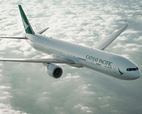 Cari Promo Tiket Pesawat Cathay Pacific Online