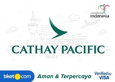 Tiket Cathay Pacific Ke Surabaya Sub Harga Promo Murah