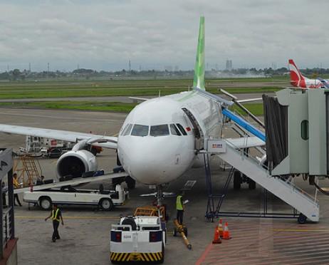 Pesawat Citilink Tampak Depan | Tiket.com