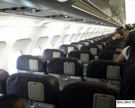 Tempat duduk Pesawat Citilink | Tiket.com