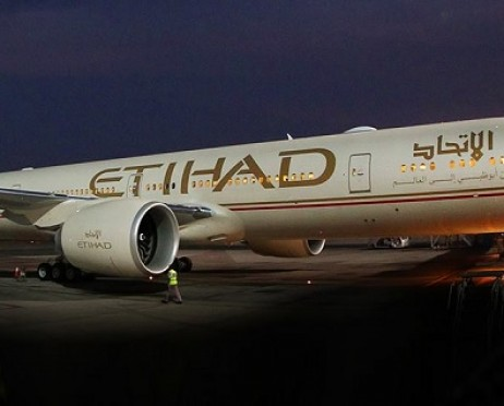 Cari Tiket Etihad Airways Online
