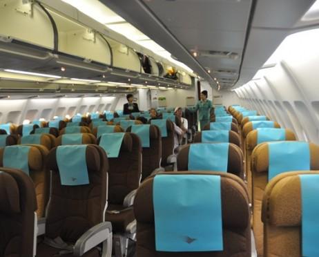 Kelas ekonomi Garuda Indonesia