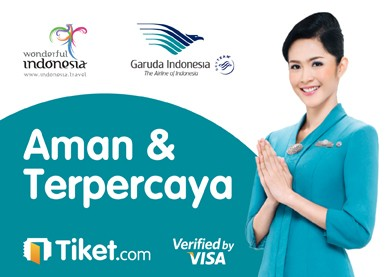 Official Partner Garuda Indonesia