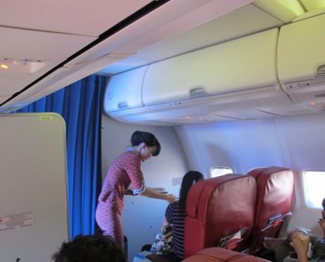 Kabin Kelas Bisnis Lion Air | Tiket.com