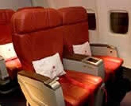 Seat Kabin Kelas Bisnis Lion Air | Tiket.com