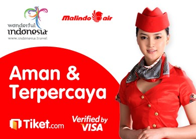 Official Partner Malindo Air