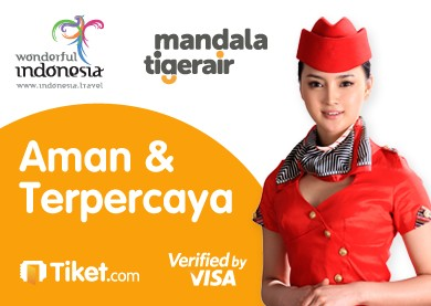 Official Partner Tigerair Mandala