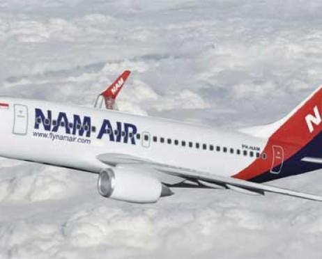 Harga Tiket Nam Air Murah
