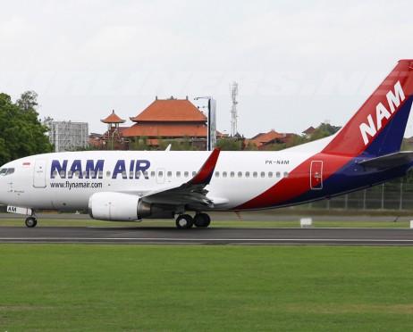 Cari Tiket Nam Air Online