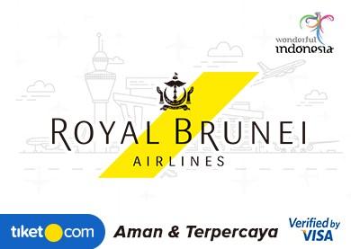Tiket Royal Brunei Airlines Ke Jakarta Cengkareng Cgk Harga