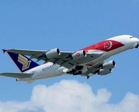 Harga Tiket Pesawat Singapore Airlines Murah
