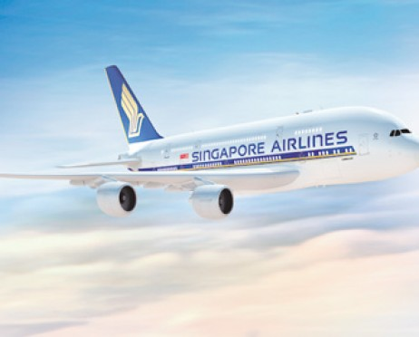 Foto SINGAPORE AIRLINES