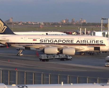 Cari Promo Tiket Singapore Airlines Online