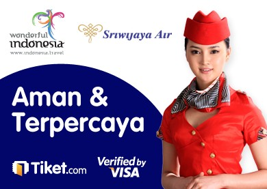 Official Partner Sriwijaya
