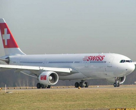 Harga Tiket Pesawat Swiss International Airlines Murah