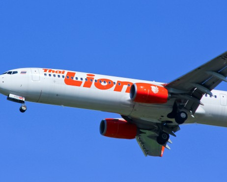 Cari Tiket Pesawat Thai Lion Air Online