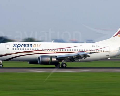 Harga Tiket Pesawat Xpress Air Murah