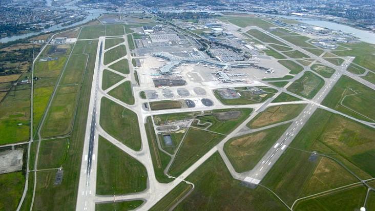 Foto Bandara di Vancouver Richmond
