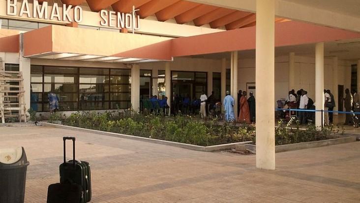 Foto Bandara di Bamako–senou Bamako