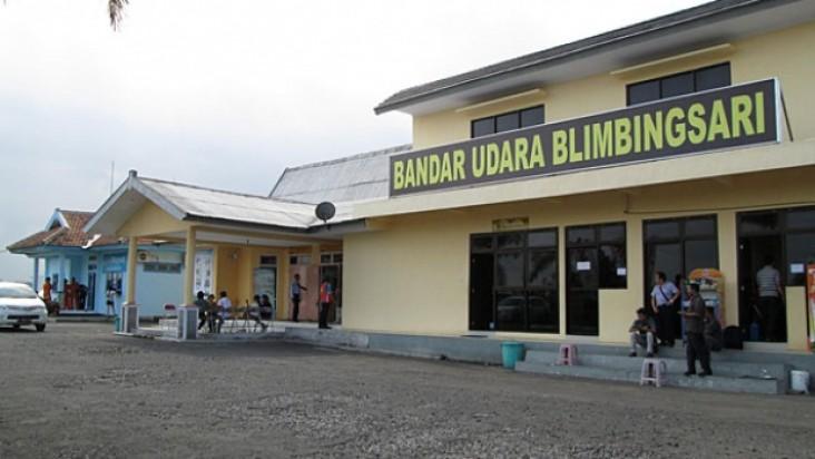 Foto Bandara di Blimbingsari Banyuwangi