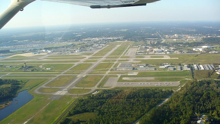Foto Bandara di Daytona Beach  Daytona Beach