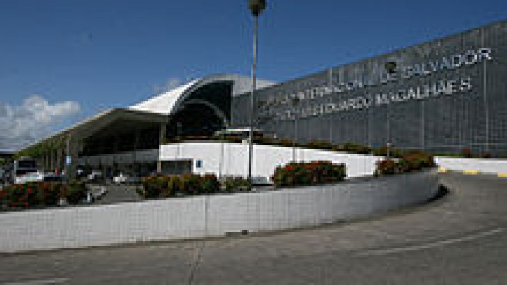 Foto Bandara di Deputado Luis Eduardo Magalhaes Brasil