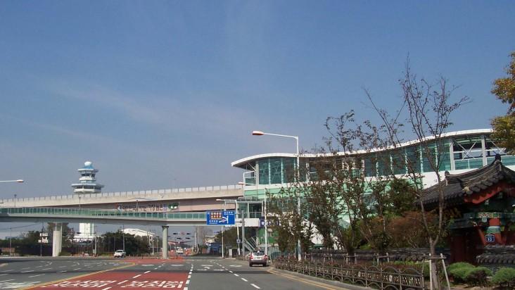 Foto Bandara di Gimhae Busan