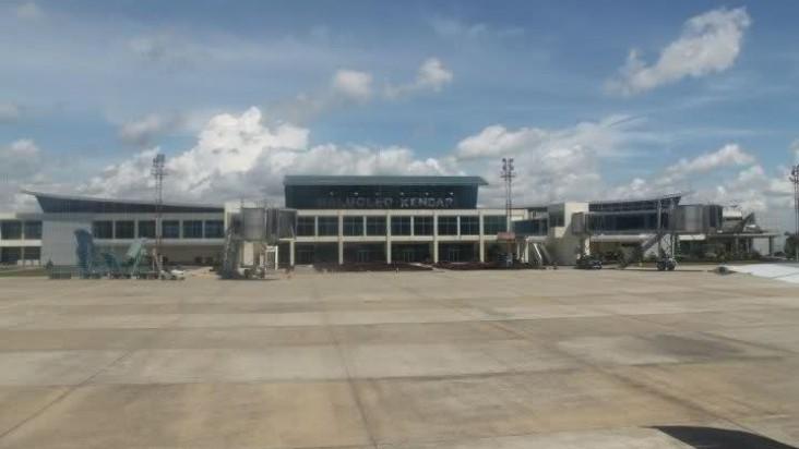 Foto Bandara di Haluoleo Kendari
