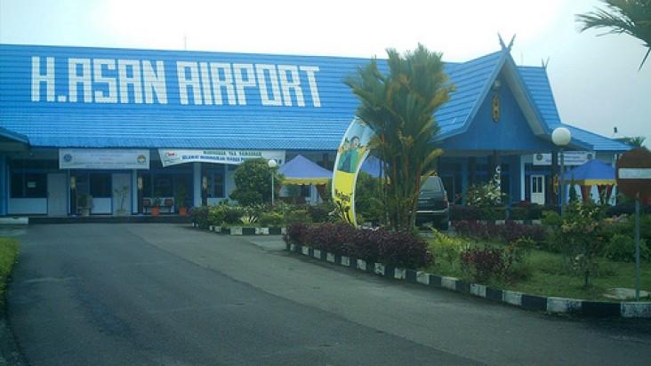Foto Bandara di H. Asan Sampit Sampit