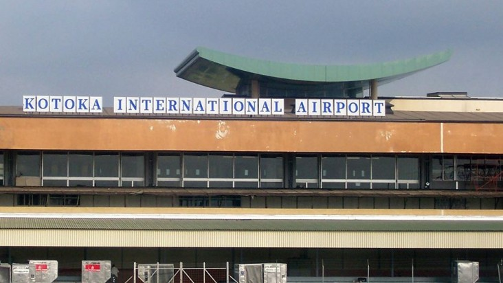 Foto Bandara di Kotoka  Accra