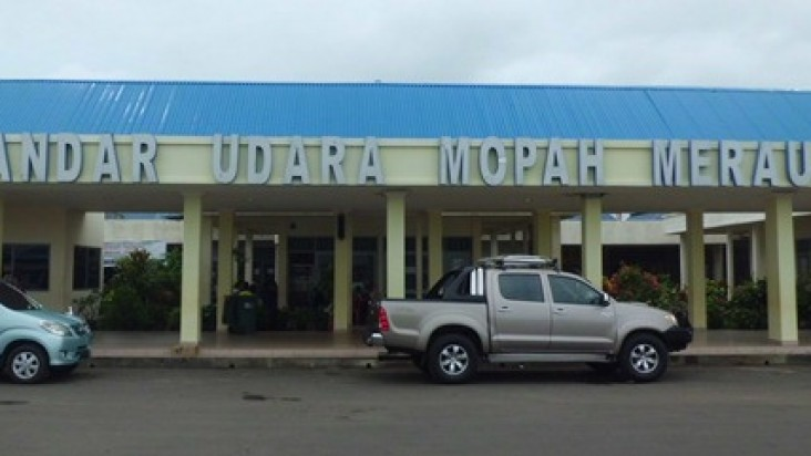Bandara Mopah