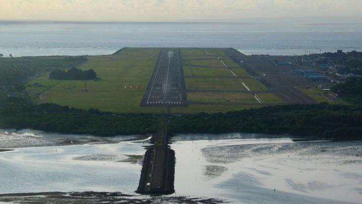 Landasan Pacu Bandara Ngurah Rai