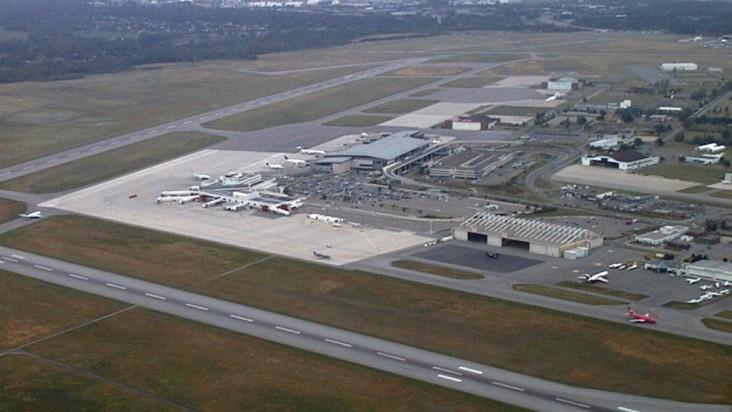Foto Bandara di Ottawa Macdonald–cartier Ontario