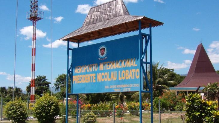 Bandara Presidente Nicolau Lobato