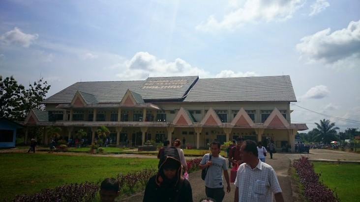 Foto Bandara di Robert Atty Bessing Malinau
