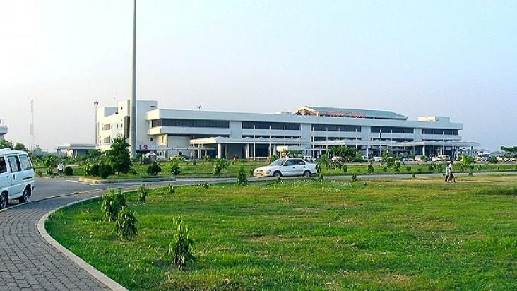 Foto Bandara di Shah Amanat Chittagong