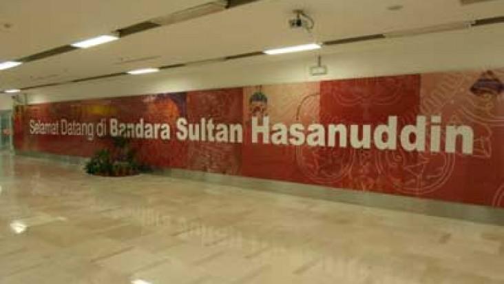 Foto Bandara di Sultan Hasanuddin Makassar