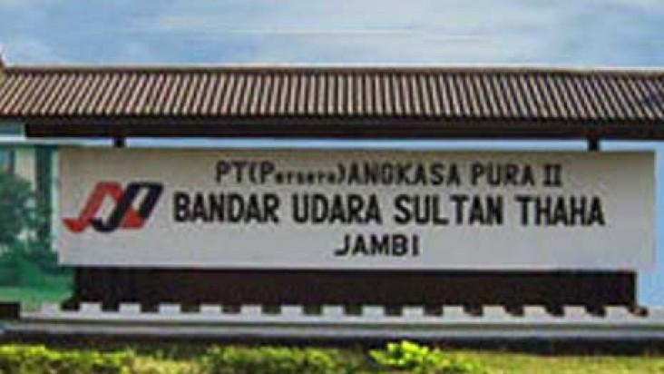 Foto Bandara di Sultan Thaha Syaifuddin Jambi