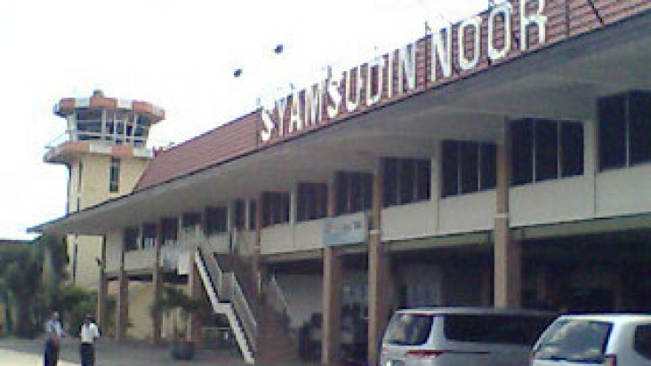 Bandara Syamsuddin Noor