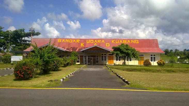 Foto Bandara di Tobelo Tobelo