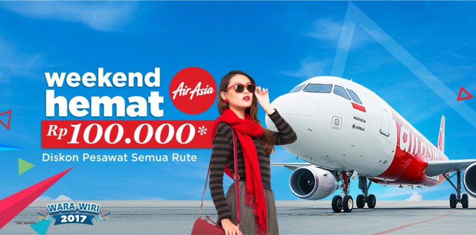 Promo Tiket Air Asia Seluruh Rute