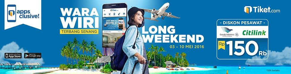 Promo Citilink & Garuda Indonesia
