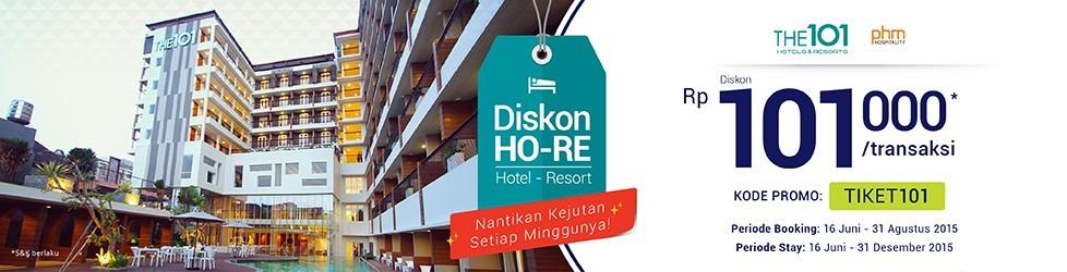 Promo Diskon Ho-Re
