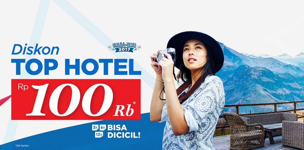 Promo Top Hotel Weekend