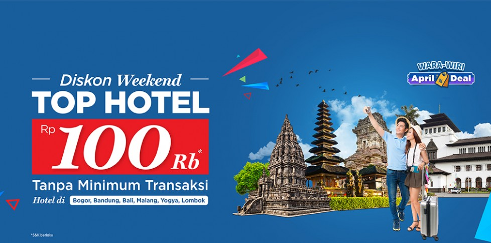 Promo Top Hotel Weekend