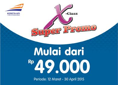 X- Class Super Promo