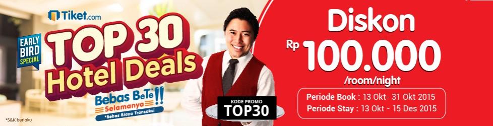 Promo Hotel Top 30 Season 5