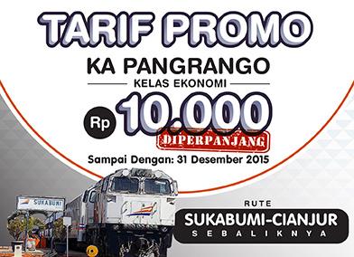 Promo Cianjur Rp 10.000